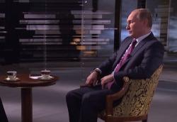 Эксклюзивное интервью Путина Соловьеву