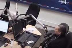 Полный контакт с Владимиром Соловьёвым о интервью Владимиром Путиным (13.10.2015)