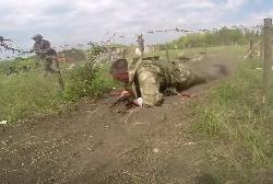 AFP reports: Подготовка подразделений ОРБ Спарта ВС ДНР