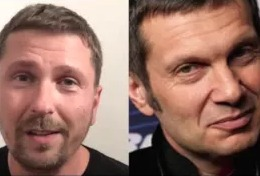 Полный контакт: Анатолий Шарий в гостях у Владимира Соловьева (15.10.2015)