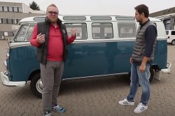 Большой тест-драйв: VW T1 SAMBA MINIBUS