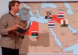 Голос Германии: (Дурдом) о конфликте в Сирии и на Ближнем Востоке