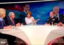 Сириец и немец против американского генерала