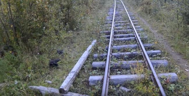 Кирилл Monax: Поход по отрезку старой дороги Лальского Тракта (часть 1)