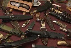 Китайские ножи против фирменных.