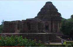 Индия: Знакомство с Солнечным храмом