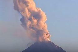 Вулкан Колима - Мексиканский Везувий