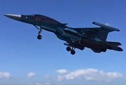 Российские СУ-34 замедляют время и изгибают пространство