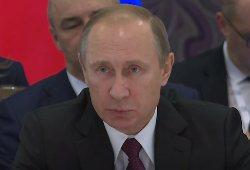Выступление Путина на встрече лидеров стран БРИКС
