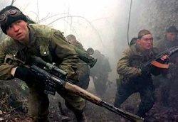 Спецназ ГРУ в Чечне (Волкодавы)