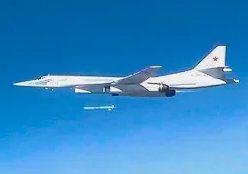 Видео: Массированный удар Дальней авиации по ИГИЛ в Сирии