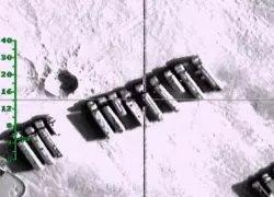 Уничтожение нефтяной инфраструктуры ИГИЛ, Русскими самолетами