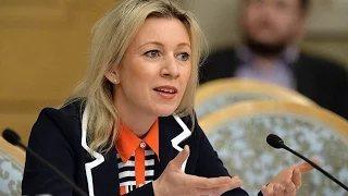 Право знать: Мария Захарова (21.11.2015)