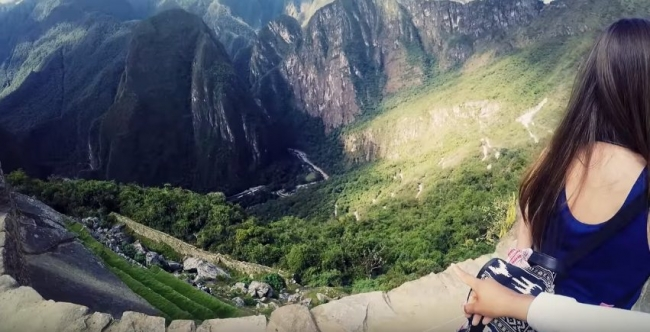 Мачу-Пикчу - Небесный город