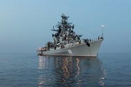 Сметливый открыл огонь по турецкому судну