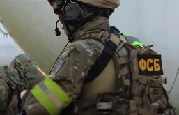 ФСБ: Освобождение заложников - штурм самолёта
