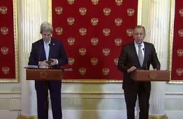 Лавров и Керри: итоги встречи с Владимиром Путиным