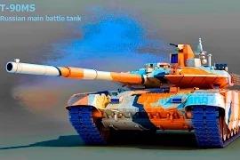 Т-90МС на выставке вооружения в Нижнем Тагиле