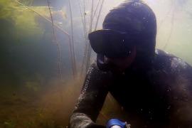 Дмитрий Михайлов: Вниз по течению, щука 7 кг. (подводная охота)
