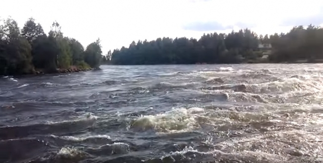 Рыбалка и туризм на реке Вуокса и водоемах Ленинградской области