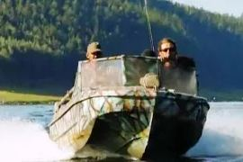 На Рыбалку: Я люблю Тунгуску