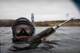 Подводные охотники Костаная