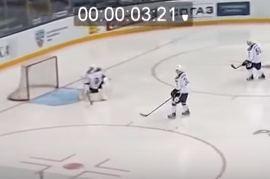 Самый быстрый гол в истории хоккея