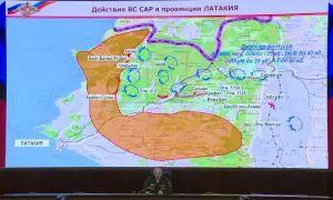 Пресс-брифинг нач.ГОУ ГШ ВС РФ Сергея Рудского (11.01.2016)