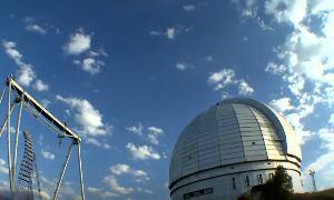 Роскосмос: Самый большой телескоп России
