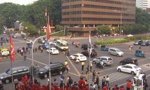 Видео: Последствия взрывов в Джакарте.