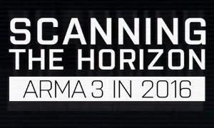 ARMA3: Сканируя горизонт в 2016
