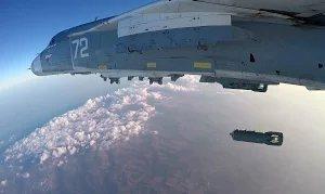 ВКС России в Сирии (19.01.2016)