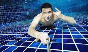 Слух под водой.