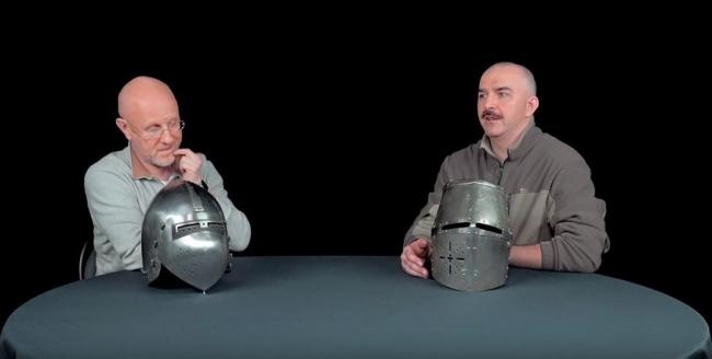 Клим Жуков про средневековое оружие
