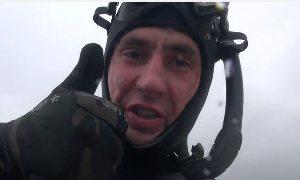 Шкиль Игорь: Зимняя подводная охота (КОМПАС №20)