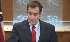 США считает что Москва стала причиной приостановки межсирийских переговоров
