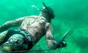 Cоревнования по подводной охоте 30.03.2013