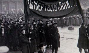 Право голоса: Февральская революция