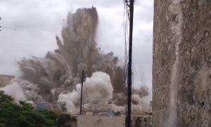 Алеппо: История сирийской войны