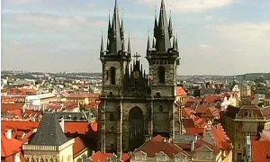 Золотой город Прага