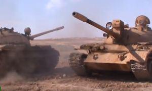 Сирийская армия наступает на Ракку столицу ИГИЛ