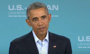 Барак Обама: Действия ВКС РФ в Сирии свидетельствуют о слабости Асада