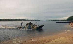 Полигон: Переправа