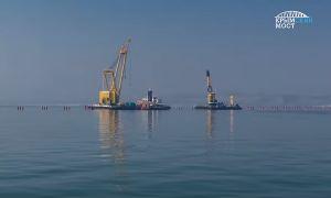 Крымский Мост: Строительство долгожданного моста