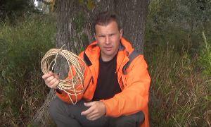 Соколов Григорий: Как изготовить аркан? (личный опыт)