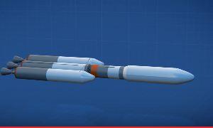 Ракеты для космодрома Восточный