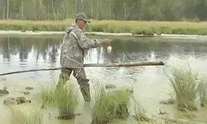 Осенняя охота на утку в Якутии (часть 1)