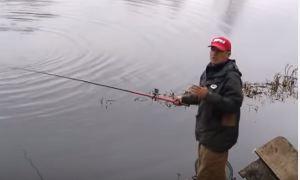 Олег Кузин: Секреты весеннего лова рыба