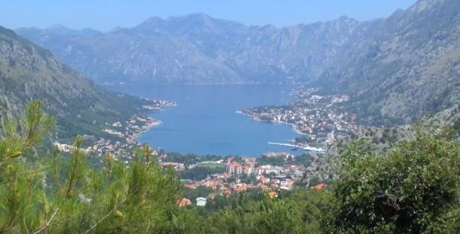 Александр Сорокин: Черногория, Которский залив.