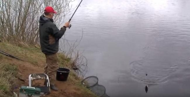 Секреты весеннего лова рыба